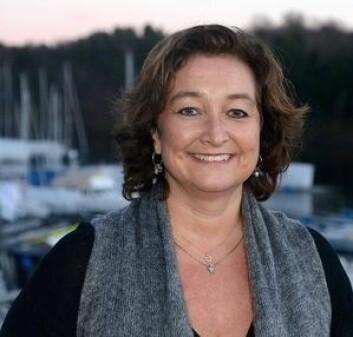 SJEF: Kari-Anne Røisland, festivalleder i Risør Trebåtfestival.