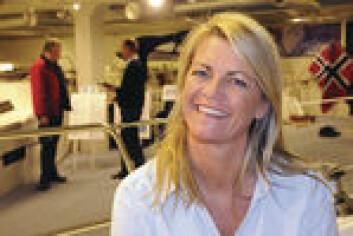 SLUTT: May Len Stensaker legger ned driften av Lunde Båt med en styrt avvikling.