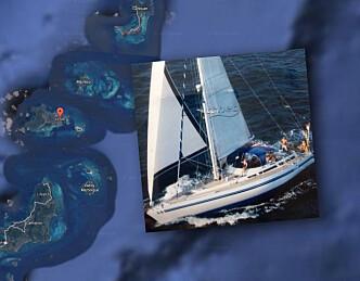 Mareritt i Karibia med lykkelig utgang