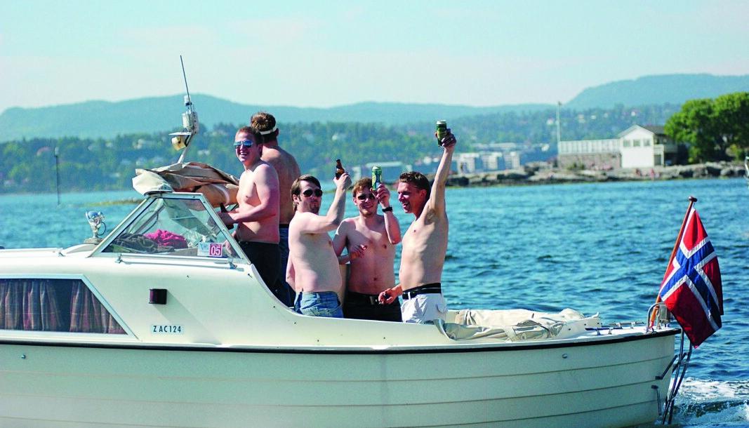 BLIR SOM FØR: I forrige uke det ble stemt i mot en endring av promillegrensen til sjøs.