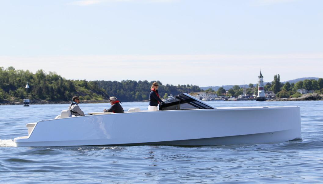 STRØM: Det er stor interesse for elektriske løsninger for båt, og det er mye på gang.