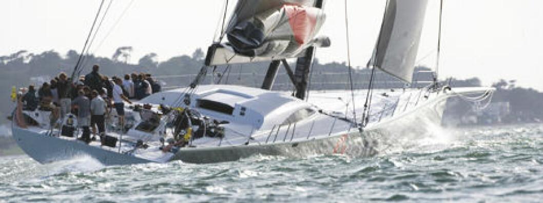Klart for verdens største regatta