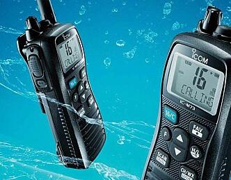 VHF med unik egenskap