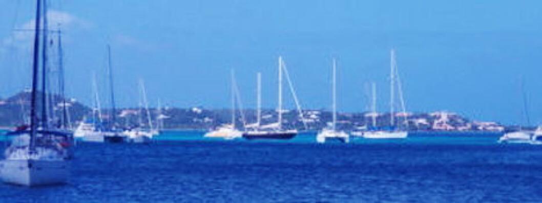 Tilbake til Karibia på Hjerterdronningen