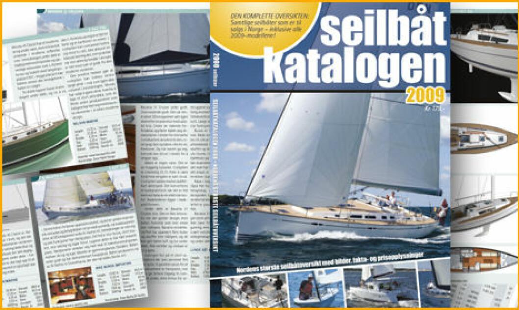 441 nye seilbåter i tekst og bilder