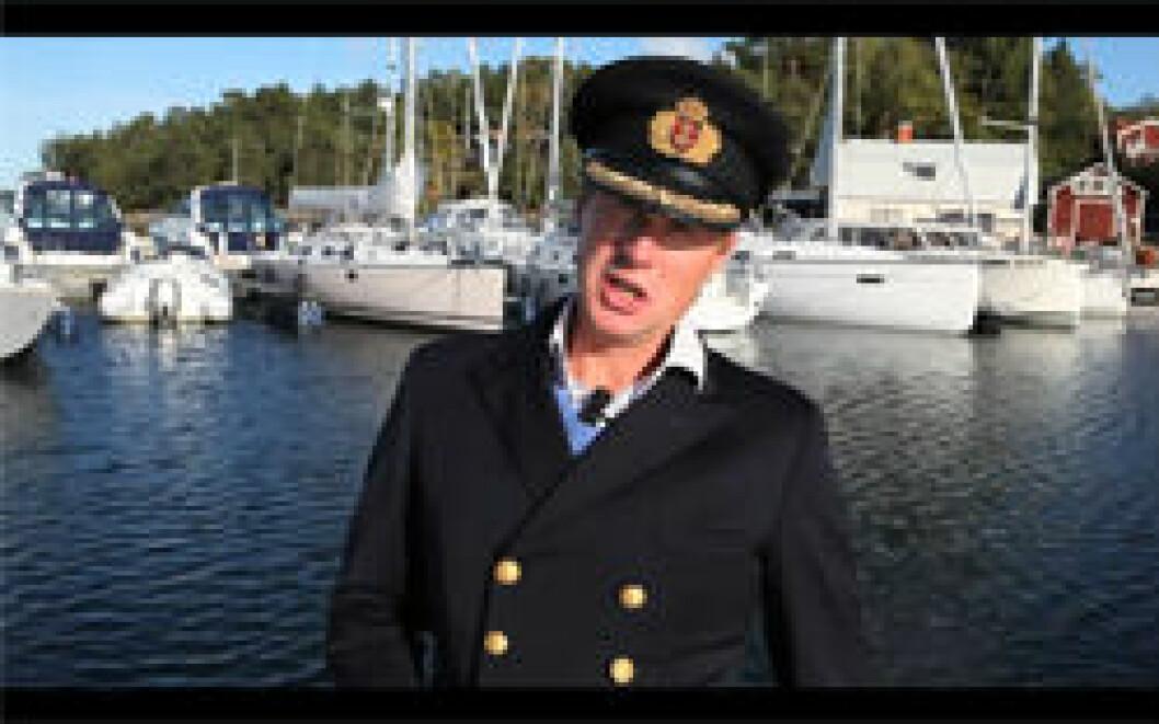 Tyskertest av Bavaria Cruiser 40