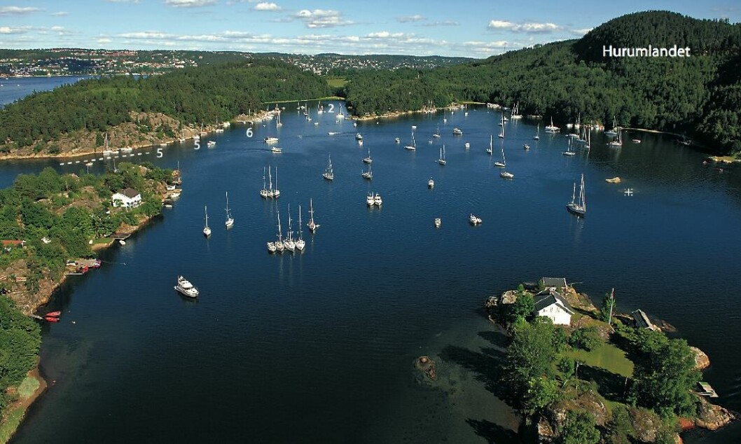 Oslofjordens mest populære naturhavn