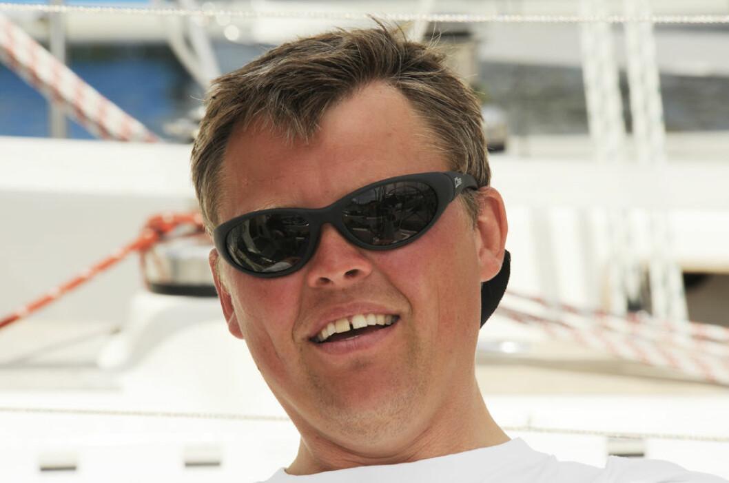 Lars Petter Karlsen årets shorthandedseiler