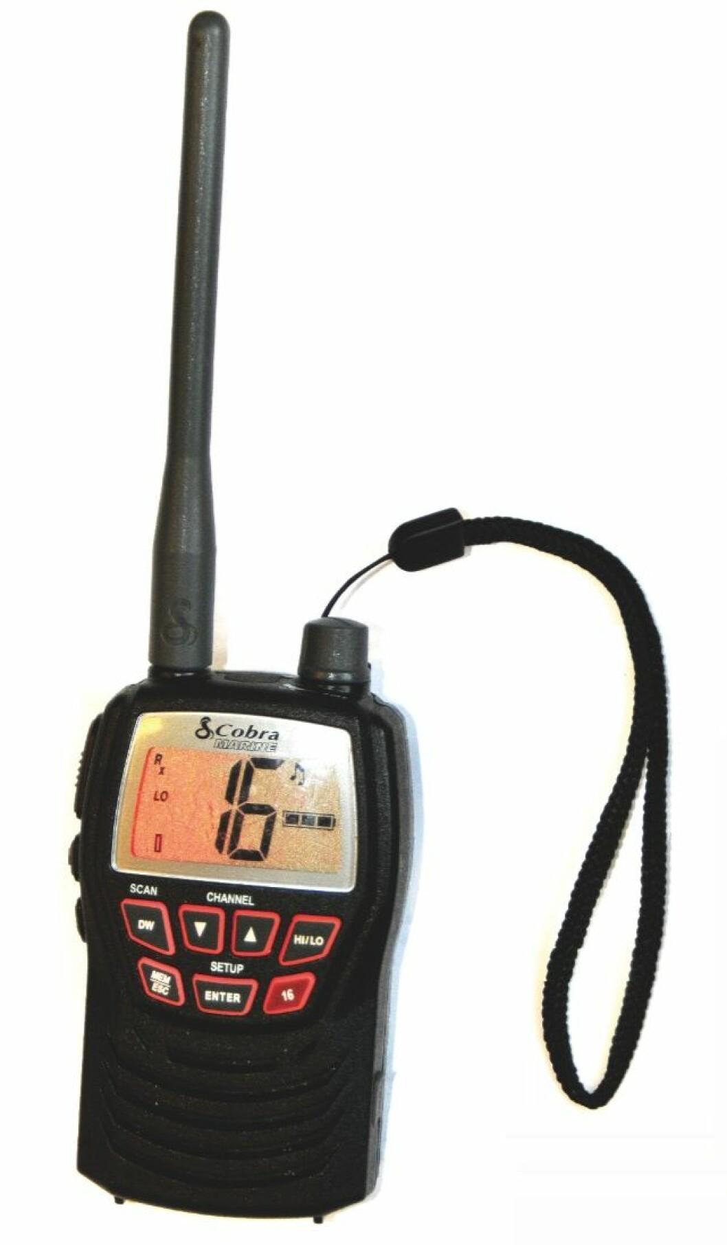 Julegavetips 1: Håndholdt VHF