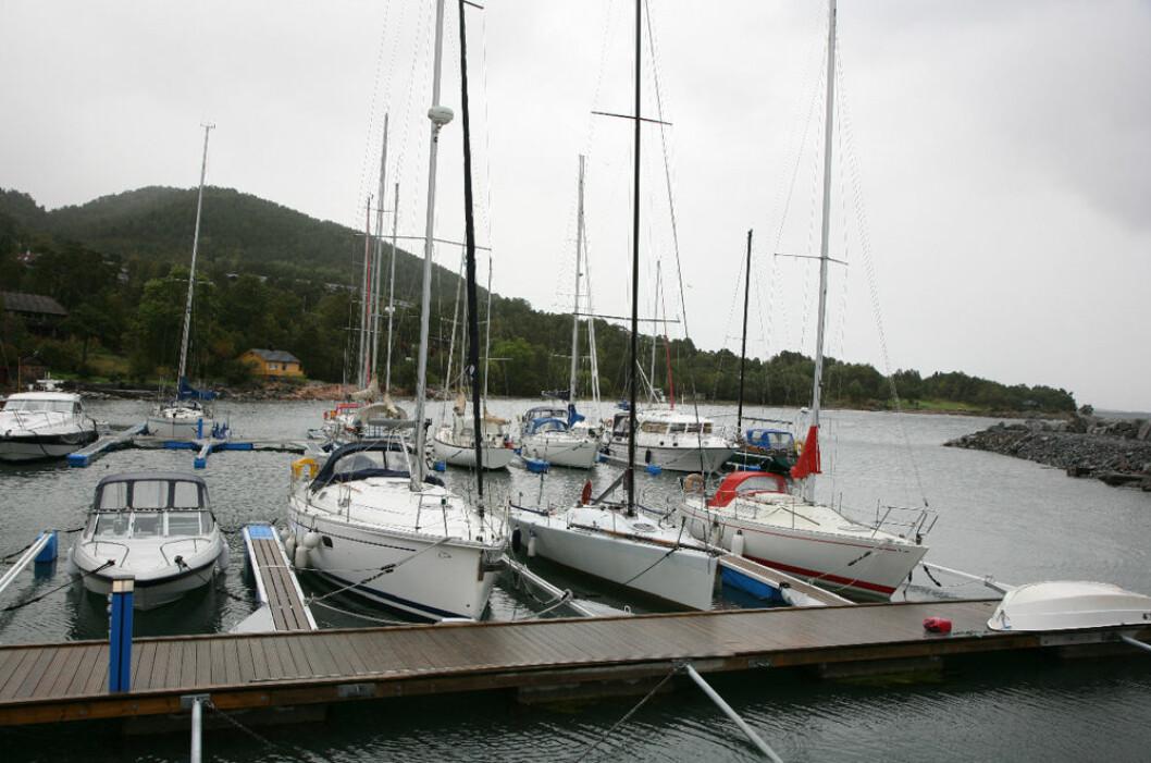 Starter båt-TV på norsk