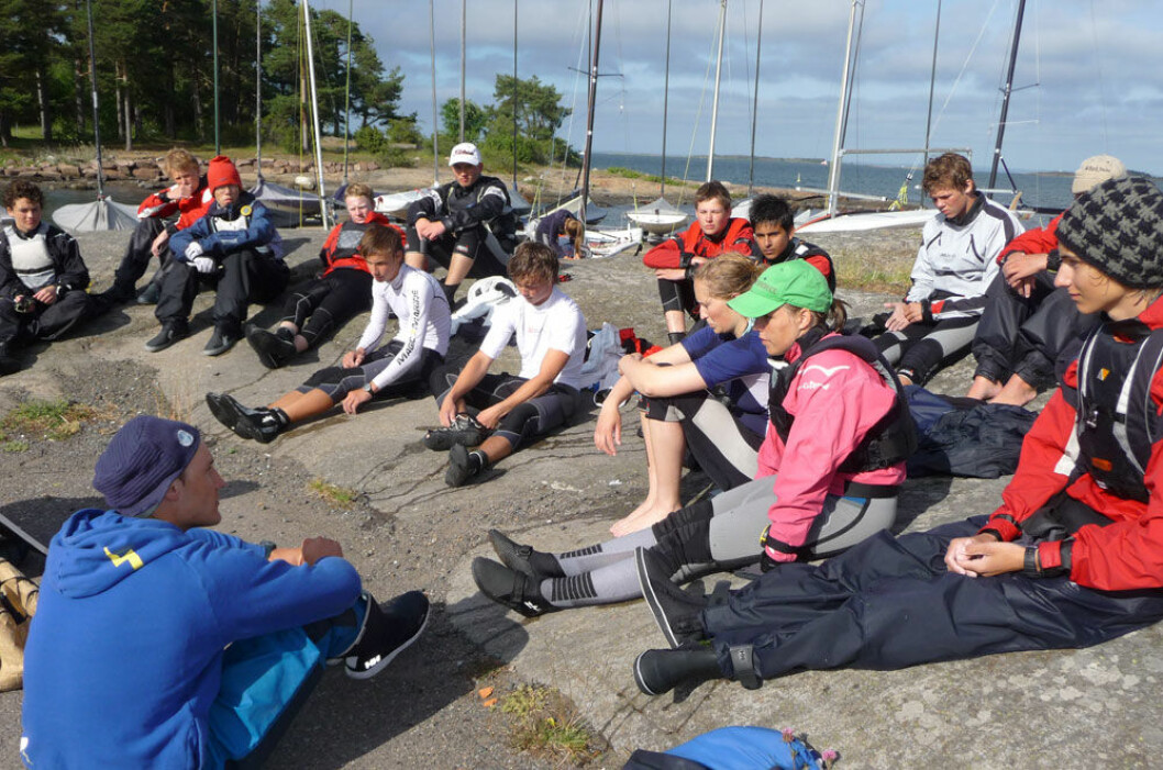Stor-NM er i gang i Tønsberg