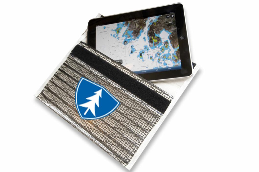 Karbonbeskyttelse for iPad
