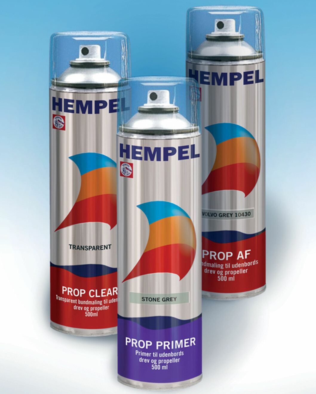 Bunnstoff på sprayboks