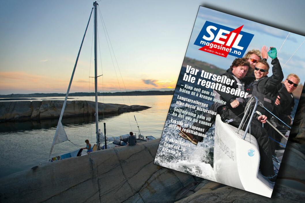 Ny utgave av SEILmagasinet i hyllene