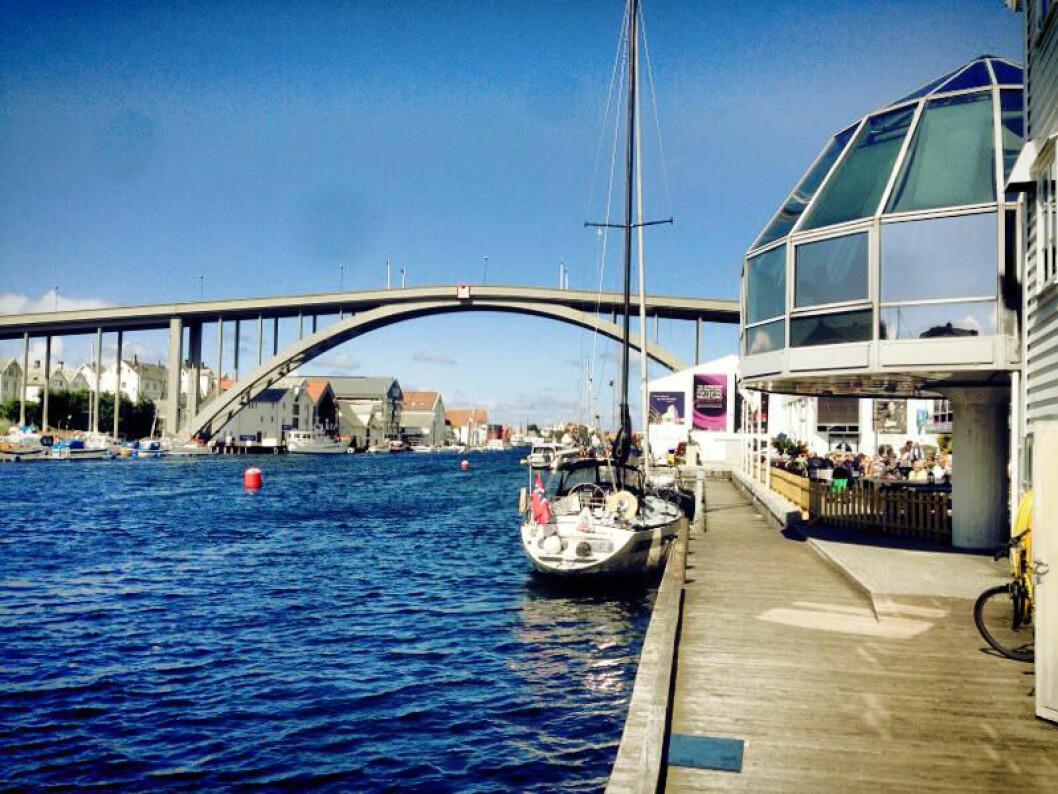 Sildajazz og regattahelg i Haugesund