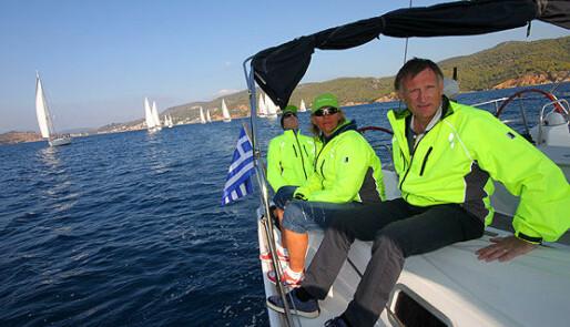 16  «norske» båter til Blue Cup