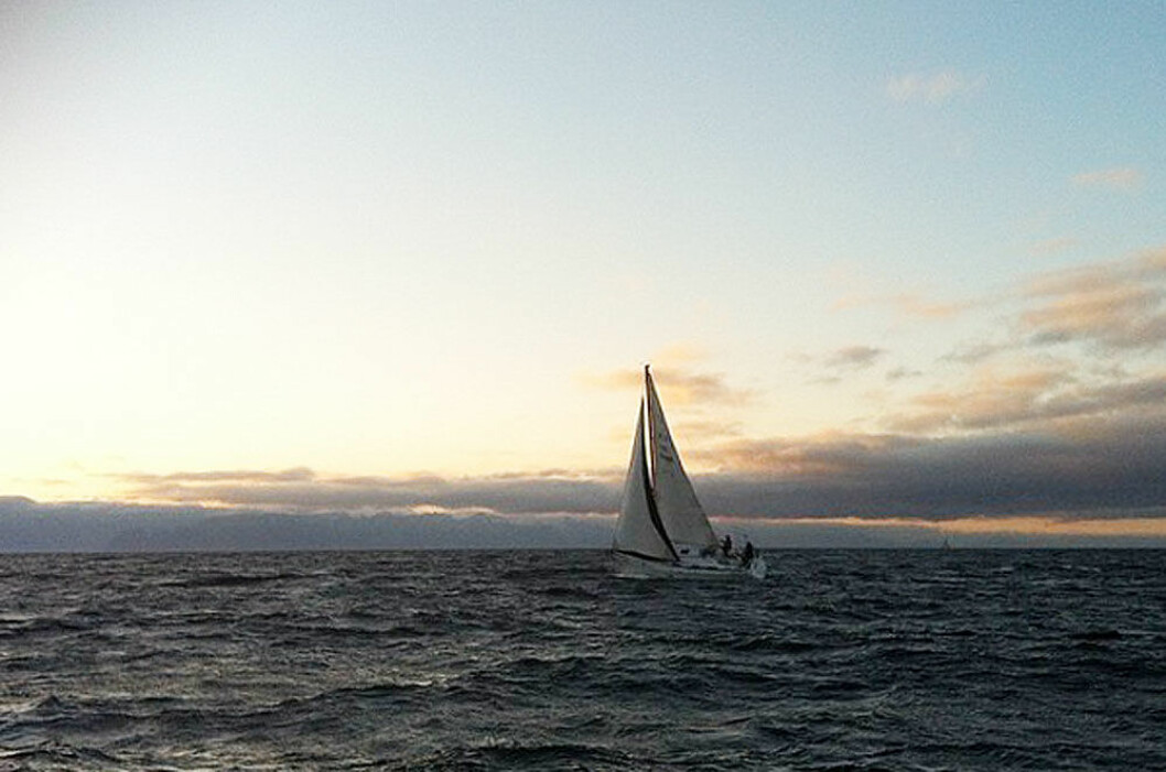 En regatta med rikholdig meny