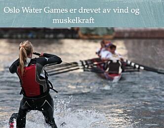 Alle tiders vannsportsfestival i Oslo