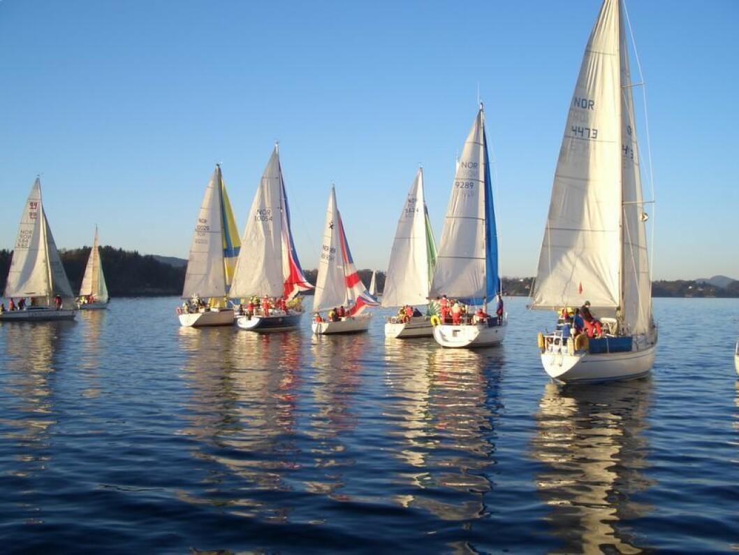 Årets første regatta like om hjørnet