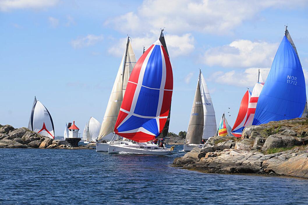 Sørlandet er regatta-klar