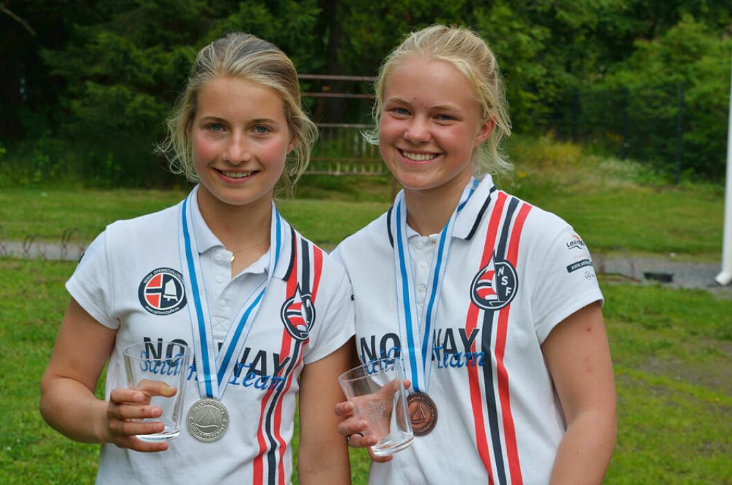 Sølv og bronse i Finland