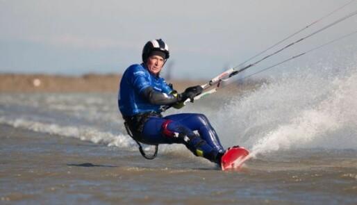 Ny fartsrekord for kitere