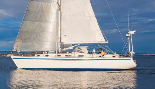 Skikkelig langturbåt
