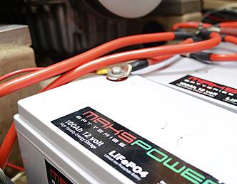 Litium løser strømproblemer