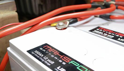 LES: Litium løser strømproblemer
