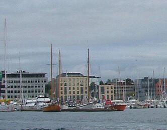 Ekteparenes seilerhelg i Bodø