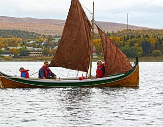 Nordlandsbåtseiling på TV i kveld