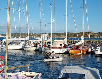 Båtturismen i Sverige gir 900 mill. kroner
