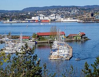 Lukket perle i Oslo