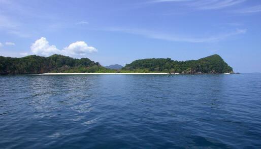 Foredrag om seiling i fjerne farvann
