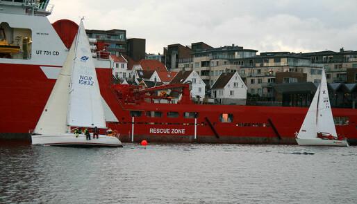 Sesongstart i Stavanger på lørdag