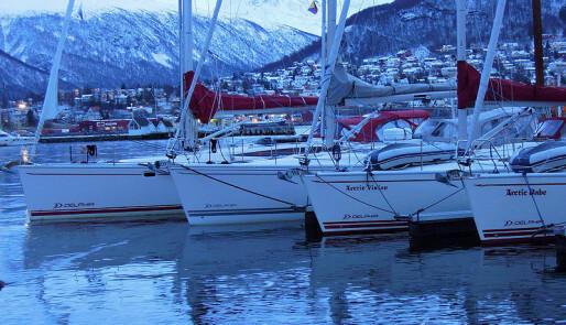 Vellykket utstilling i Tromsø