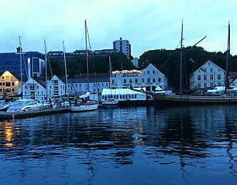 Klart for Tall Ships Race i Stavanger