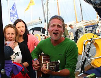 Havfolket i festivalmodus