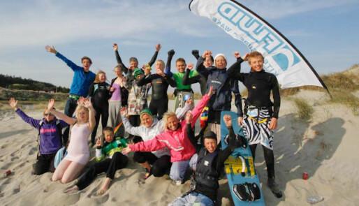 Drømmehelg for ungdomscamp i Stavanger