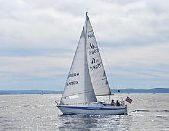 En liten stor båt