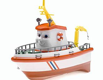 Maritim barnefilm på sjøfartsmuseet