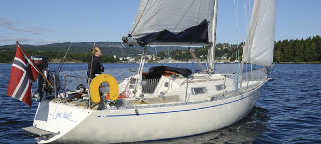 God tid i brukt båt