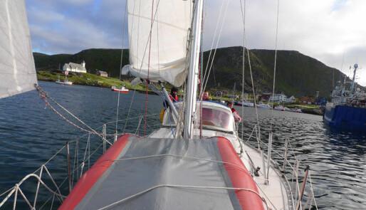Lager dokumentar om  Finnmark-seilas