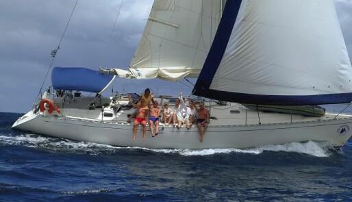 Flytter seilkursene til Kanariøyene