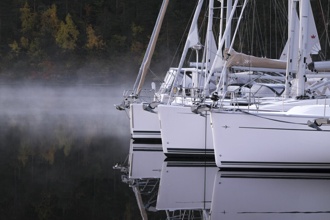 KJØLIG: Det er fortsatt kjølig på det norske båtmarkedet.