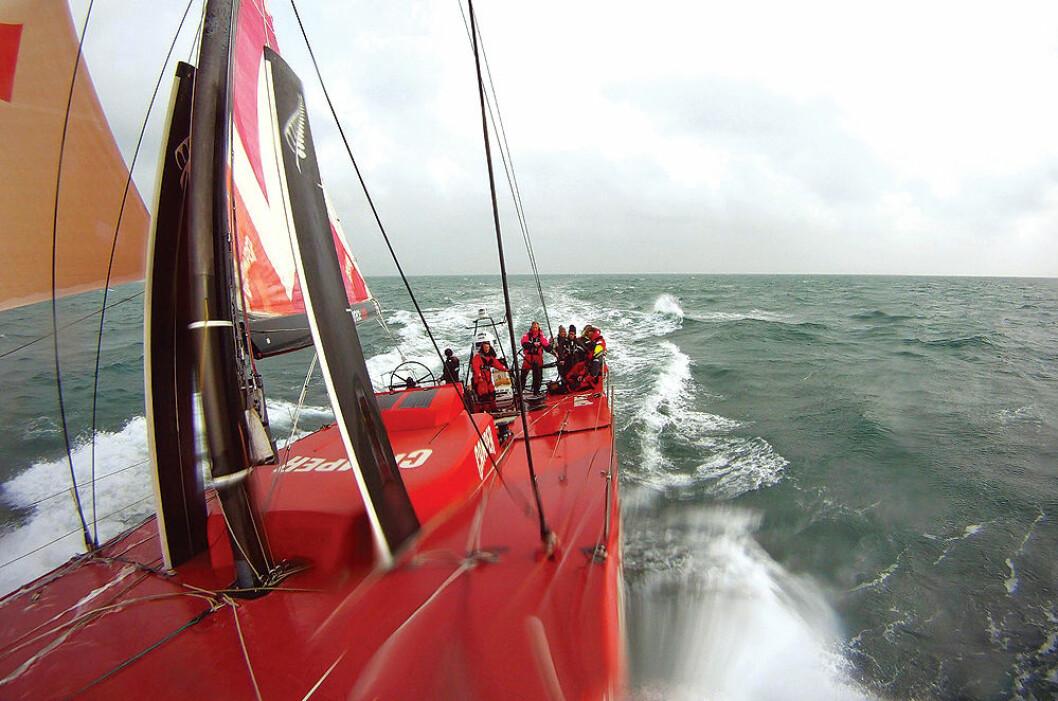 For 30. gang over Nordsjøen