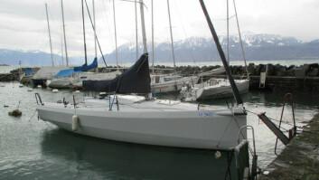 RACING: I julen ble det sjøsatt en racingversjon av Bente 24