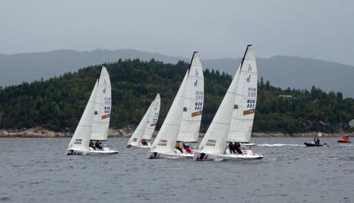 Bodø vil være på den nasjonale regattabanen