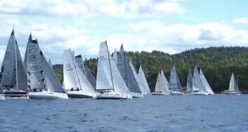 SEASCAPE: I 2015 var det 8 Seascape 27 med på Bohusracet fra fire nasjoner. Kun 31 sekunder skilte de to første båtene i mål.