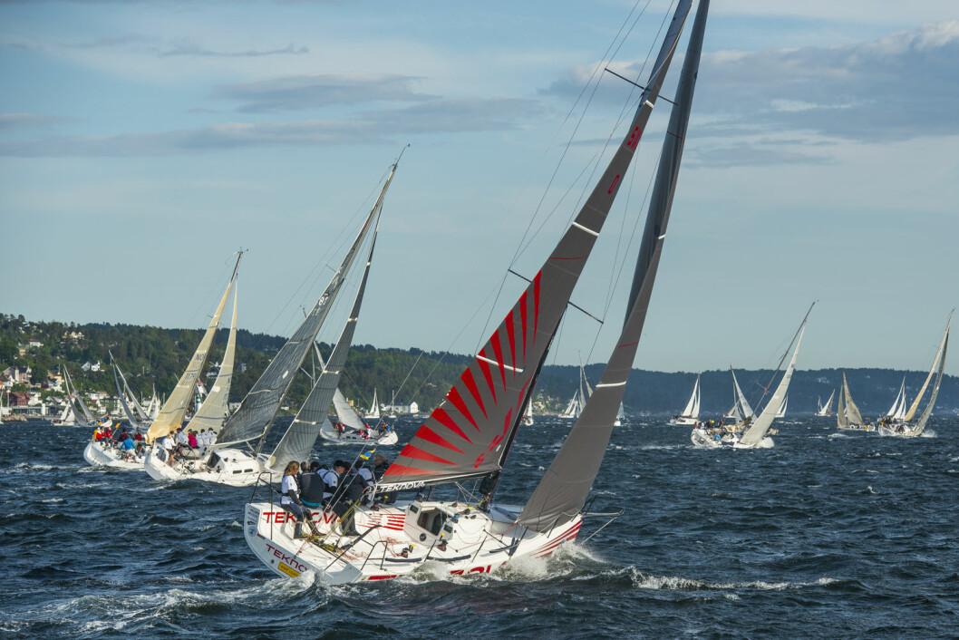 BLIR ETT: Klasseklubben NOR Rating og Norwegian Offshore Racing Club har planer om å slå seg sammen til en klubb i 2017.